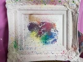 Etincelles de couleurs