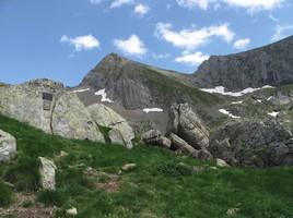Le Mont Valier et le Chemin de la liberté
