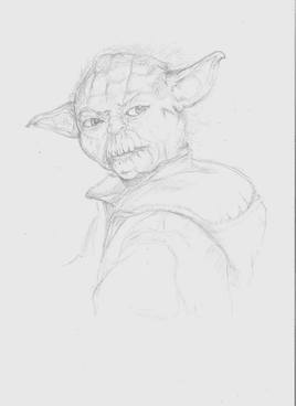 OS-04 : Yoda / StarWars