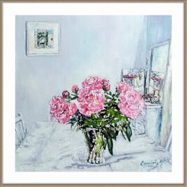 Bouquet de Pivoine de chine