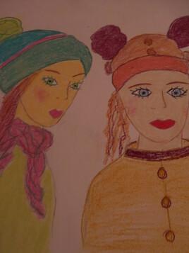 Cora et sarah