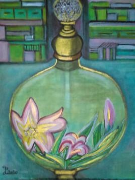 La fiole à parfum