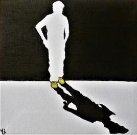 L' ombre en marche