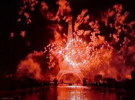 la tour Eiffel dans tous ces états ! :)