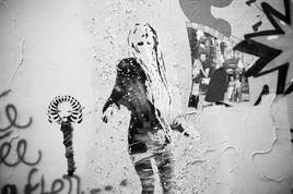 Street Art, Montmartre 3