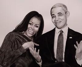 Michelle et Barrack
