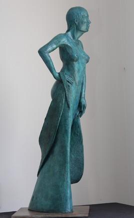 La dame au chale