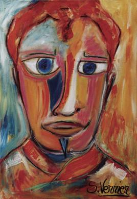 Portrait de Nicolas Brun