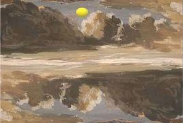 196 Les nuages de Pélussin artiste peintre