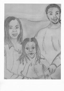 Jérémy en famille