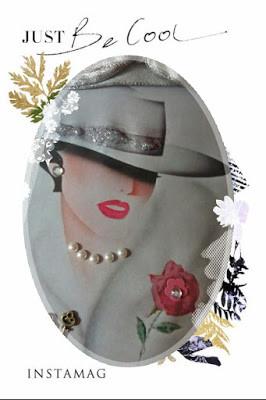 Lady vintage 4