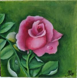 Rose perler