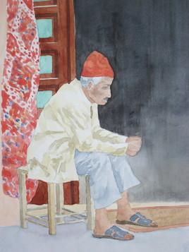 le vieil arabe