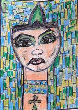 TIYI Reine d'Egypte