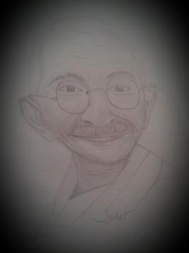 Gandhi:le grand âme
