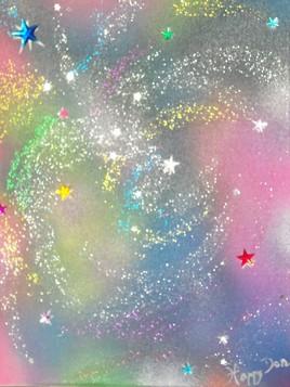 199 Starry wind