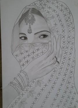 beauté hindoue