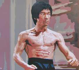 "BRUCE LEE "" opération dragon """