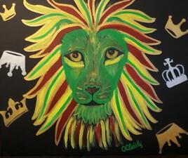 KINGSTON LION