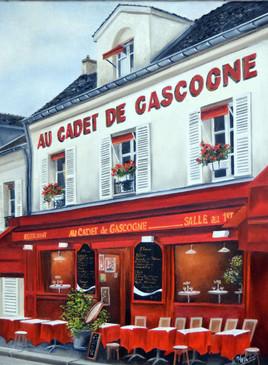 Au cadet de Gascogne - Montmartre