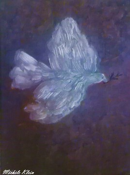 La colombe de la Paix!