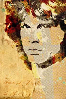 Portrait Pop Art Jim Morisson