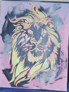 Lion doux
