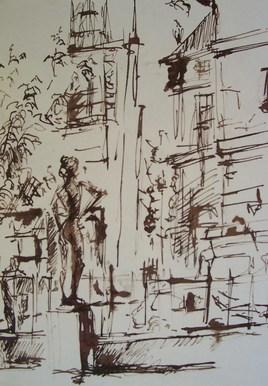 Square rue de Seine