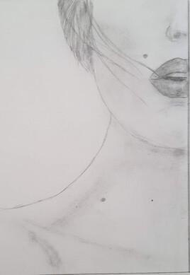 La femme mouchetée