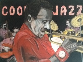 Dessin Cool jazz