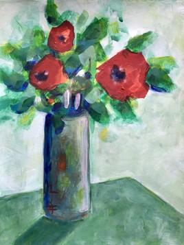 Bouquet de rouges