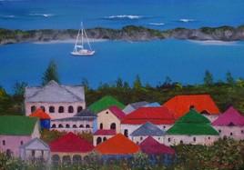 Aux Antilles