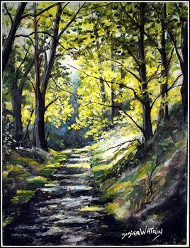 Forêt de Rambouillet (Vaux-de-Cernay)
