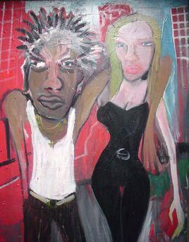 Les amoureux du ghetto