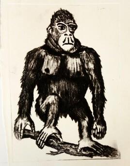 Gorille style B. Buffet
