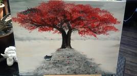 L'arbre songeur.