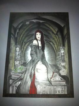 Dessin Vampire