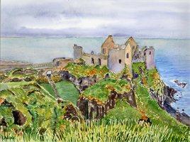 2017-16 Dunluce Castle Irlande du Nord