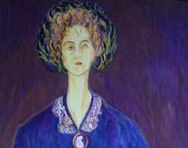 La dame au Camée