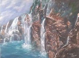 cascade,