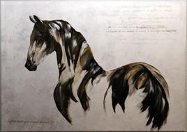 288 - Cheval arabe