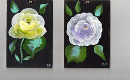 Deux roses.....Pour vous