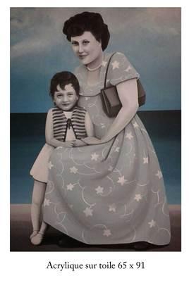 La mère et l'enfant-Marc Palluy