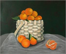 Les oranges.