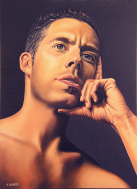 """Portrait """"Florian"""""""