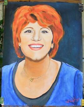 Portrait de Véronique Genest