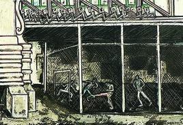 foot de métro