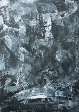 Sans titre-Acrylique-NB- 46x33cm-2021-04 01