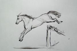 cheval de cross