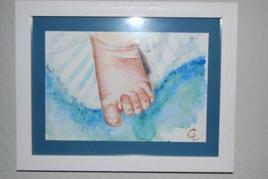 petit pied
